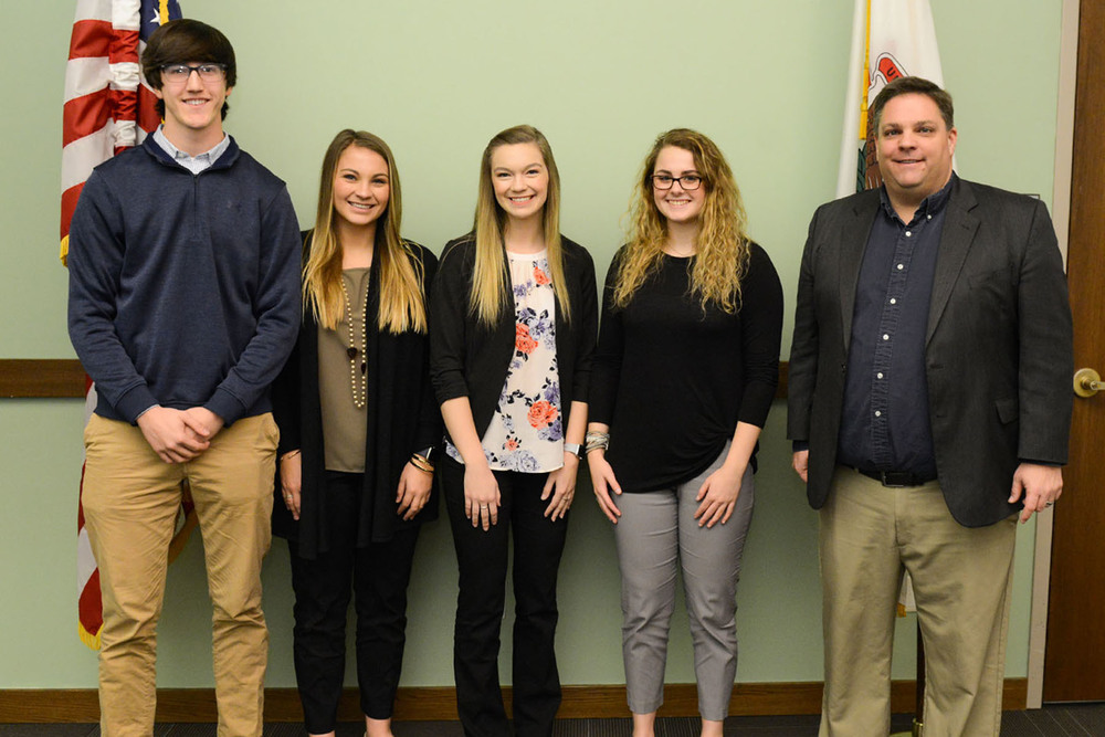 SHS Students Attend Chapin Rose Youth Advisory Council