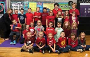 Red Ribbon Week 2019 @ Main Street School & Kindergarten Center