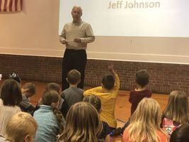 "GRATITUDE: ""Appreciation Matters"" w/ Shelbyville Mayor, Jeff Johnson"