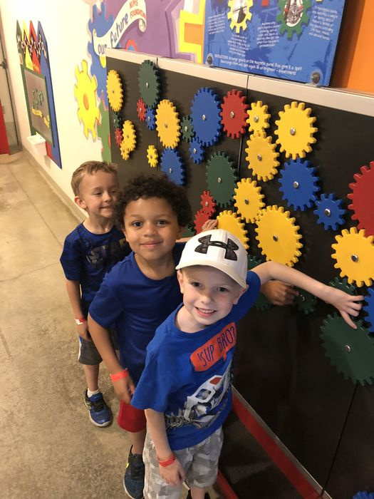 Kindergarten @ Children's Museum