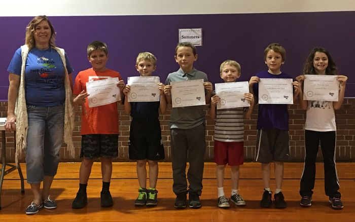 Main Street Students Awarded Grant