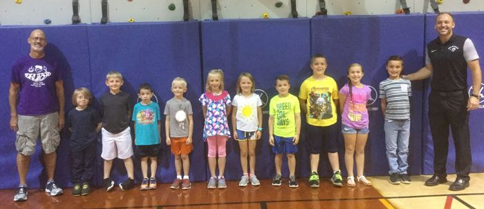 Main Street Self-Control Students - August 2018
