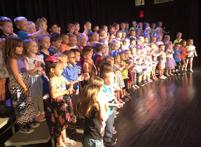 "Kindergarten ""Grandparents' Day"" 2018"