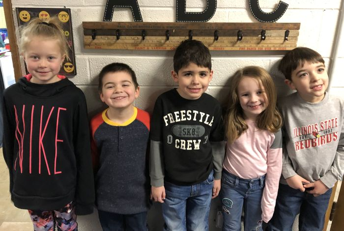 January 2019 ENTHUSIASM Kindegarten