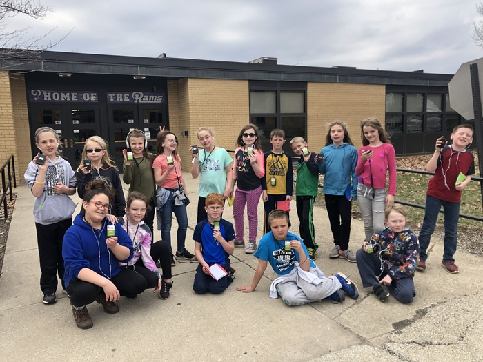 4th walking classroom