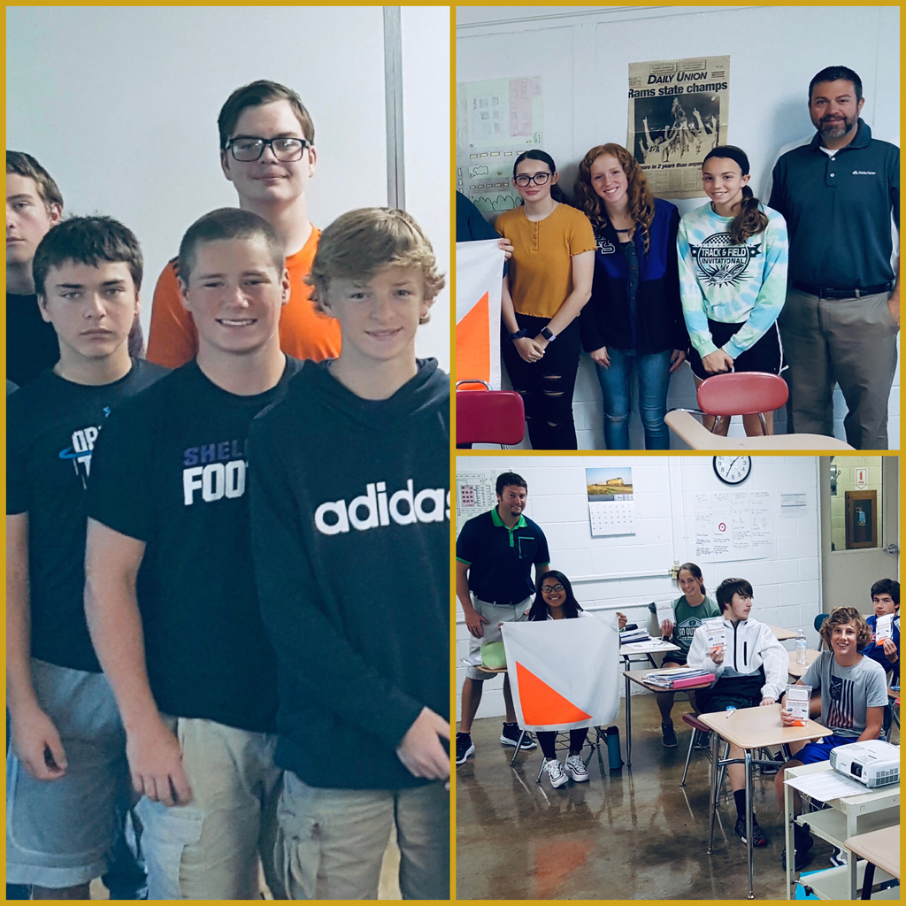 Mr. Rothrock and students spent the day learning about seat belt safety, distracted driving, and Scott's Law. Thank you, Jeremy Jokisch, for helping communicate the importance of this lesson. #driverseducation #lakeshelbyville