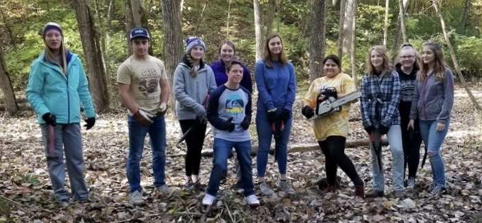 Coon Creek Service Project