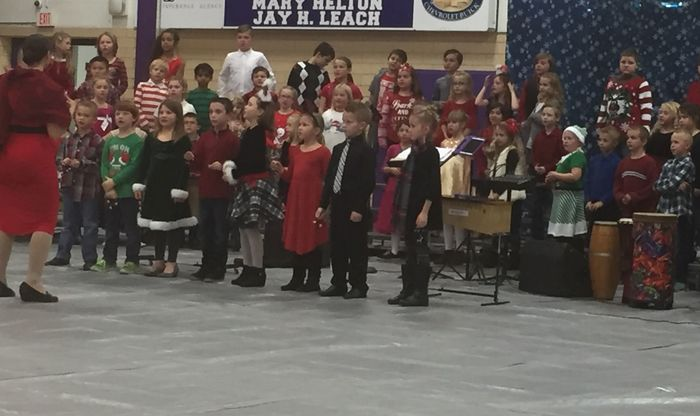 Main Street Winter Concert 2017 - 2nd Grade
