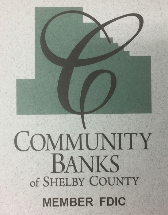 Community Banks of Shelby County logo