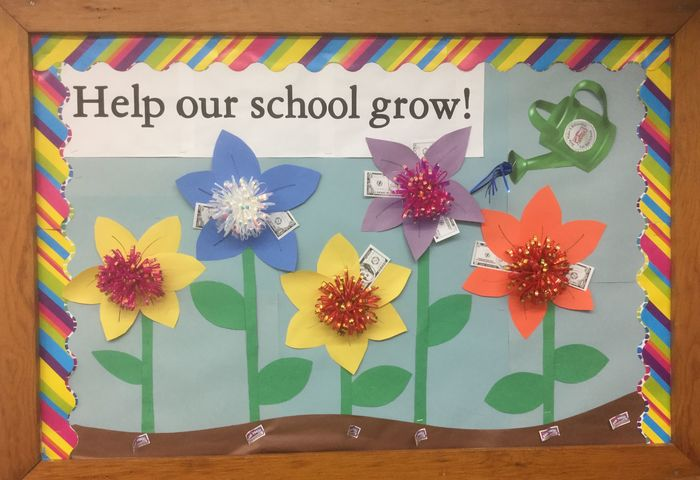 Help our school GROW!