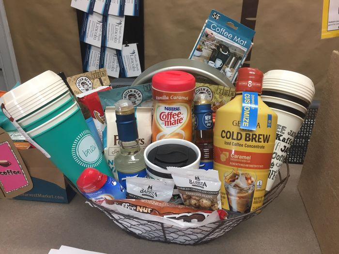 PTO Coffee Basket