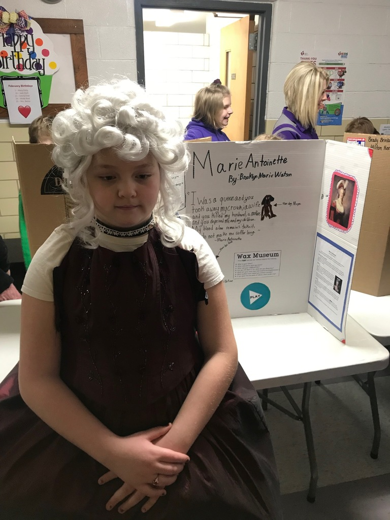 Marie Wax Museum