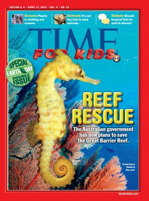 """TIME for Kids"" Magazine"