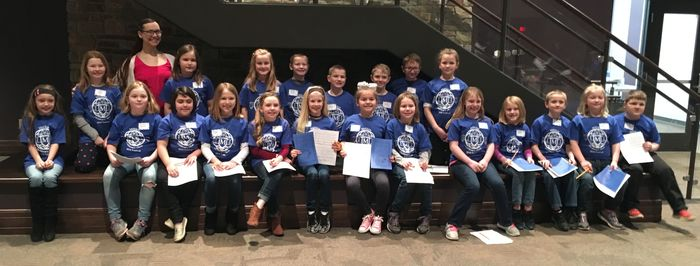Millikin Childrens' Choir Program