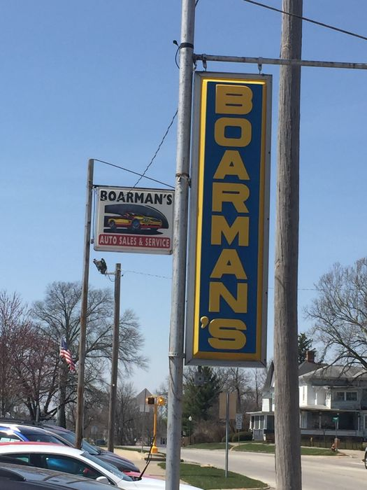 Boarman Auto Sales Inc.