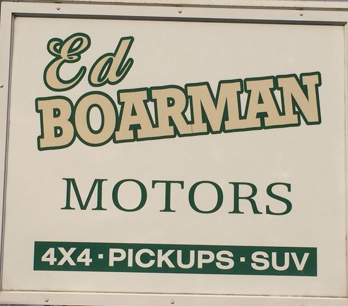 Ed Boarman Motors Inc.